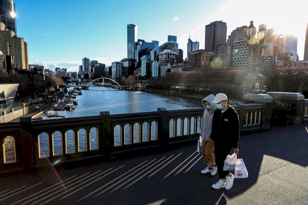 澳洲將舉行國家內閣會議 說服各州同意解封計畫