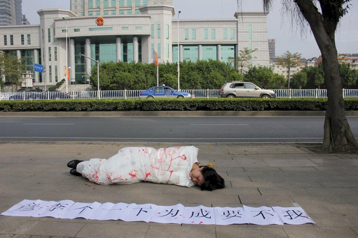 從「李彥殺夫案」看中國婦運者如何刀下留人