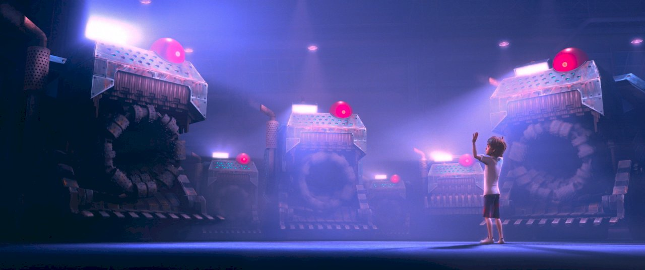 易智言動畫《廢棄之城》 入選紐約亞洲電影節