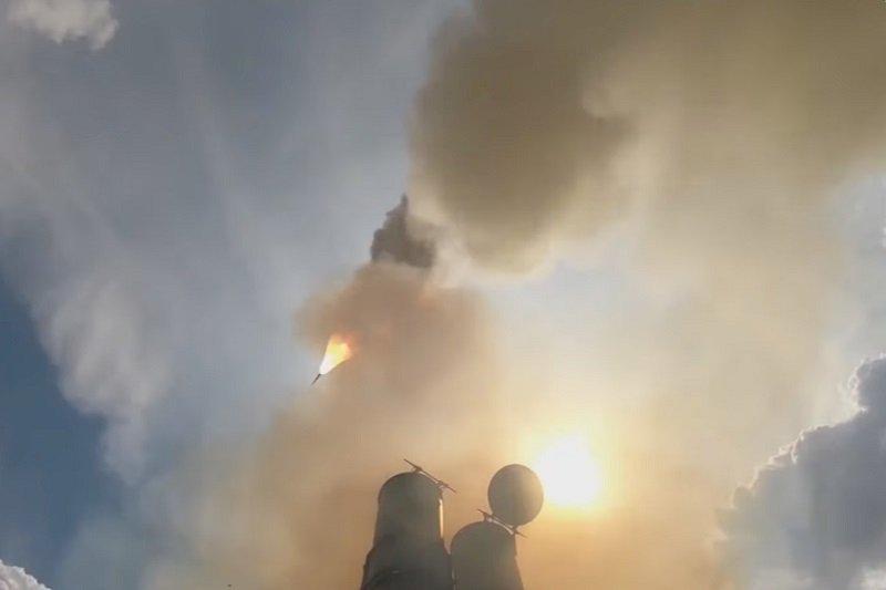 俄羅斯成功試射先進S-500防空飛彈系統