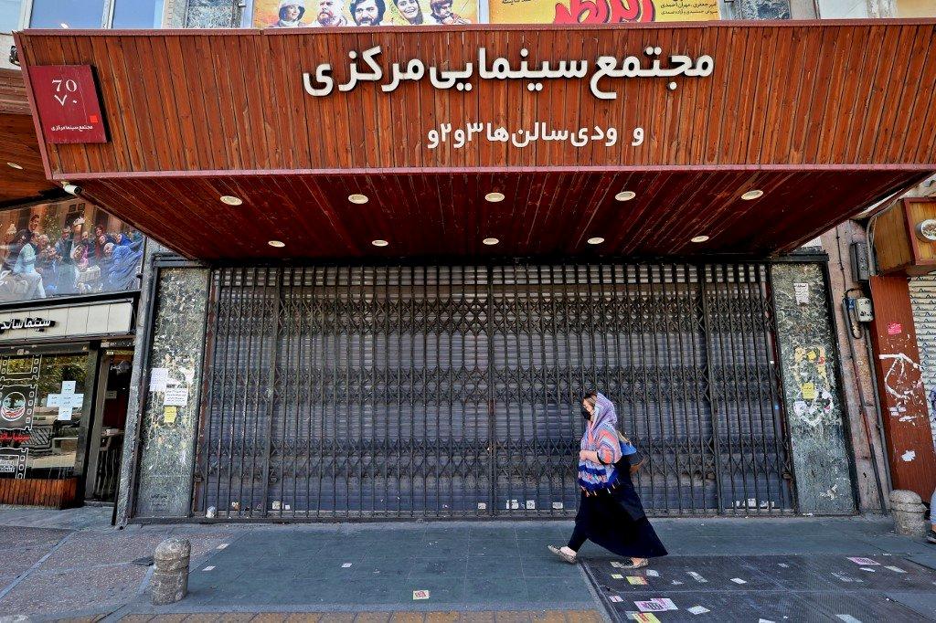 Delta病毒引爆第五波疫情 伊朗下令封鎖德黑蘭