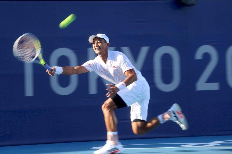 盧彥勳職業網球生涯終戰東奧男單首輪止步