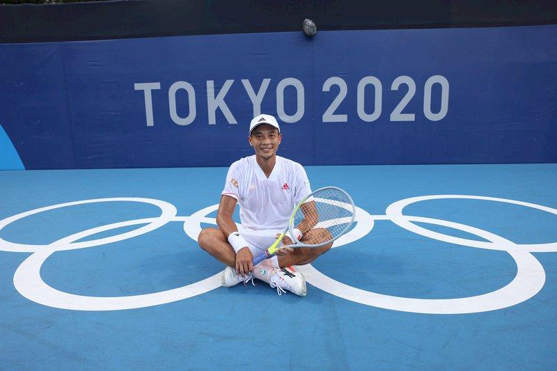 盧彥勳為中華舉起榮耀之旗 奧運當最終役有意義