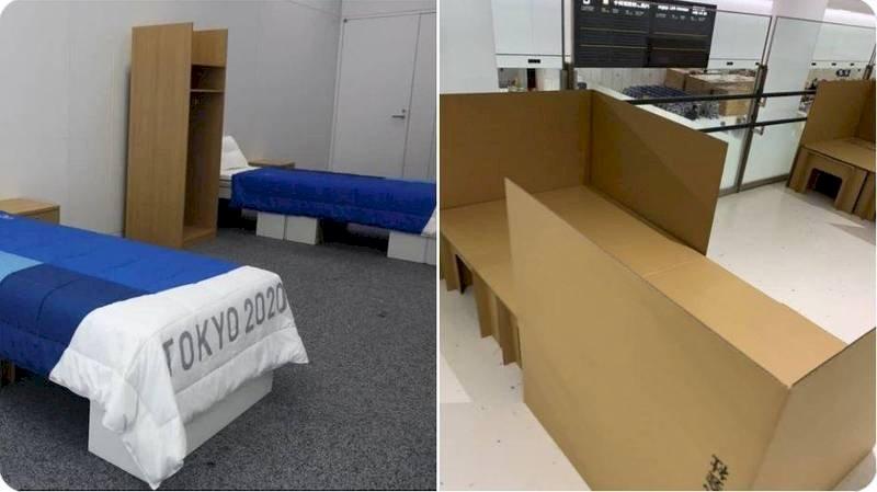 奧運村「紙板床」意外引關注 IOC急闢謠