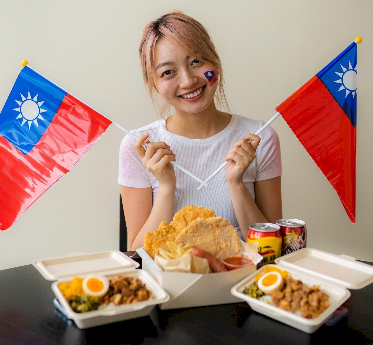 交通部觀光局攜手日本超商 用台灣美食助攻東奧