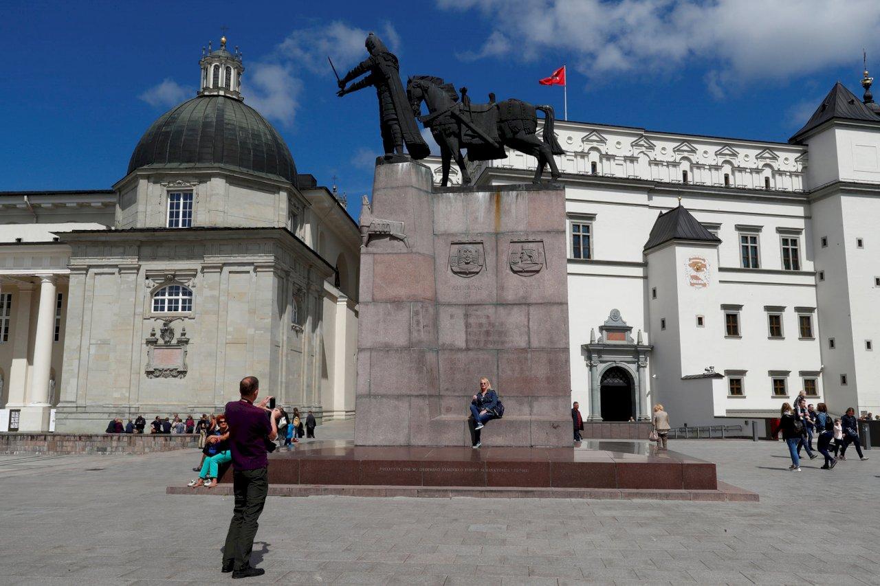 立陶宛國會友台小組主席:民主應共建韌性供應鏈