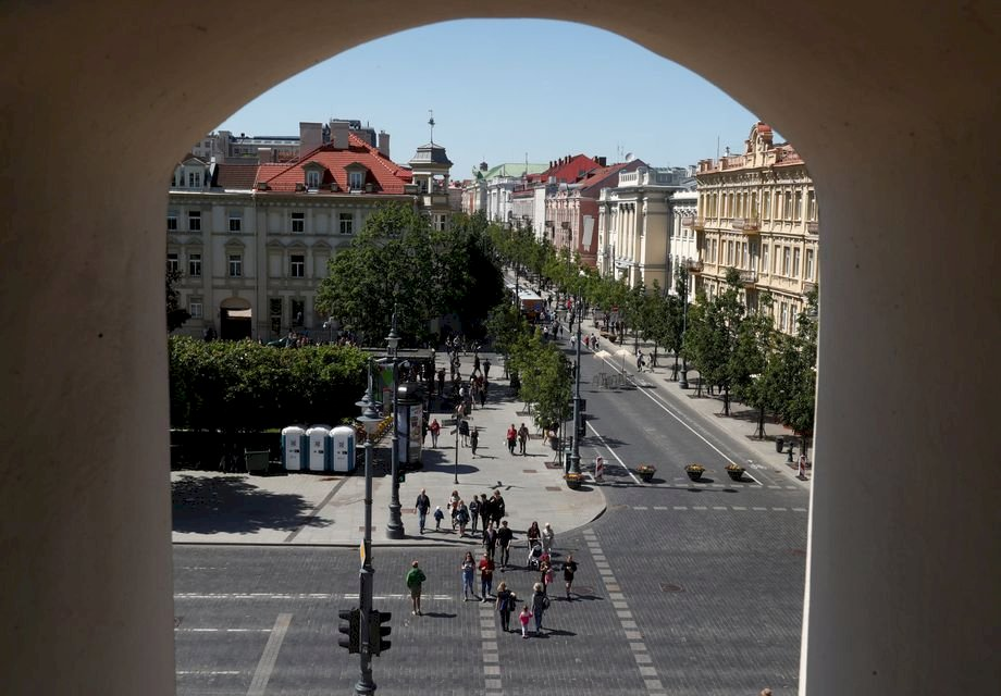 義媒:立陶宛親台 中東歐變反中圍牆