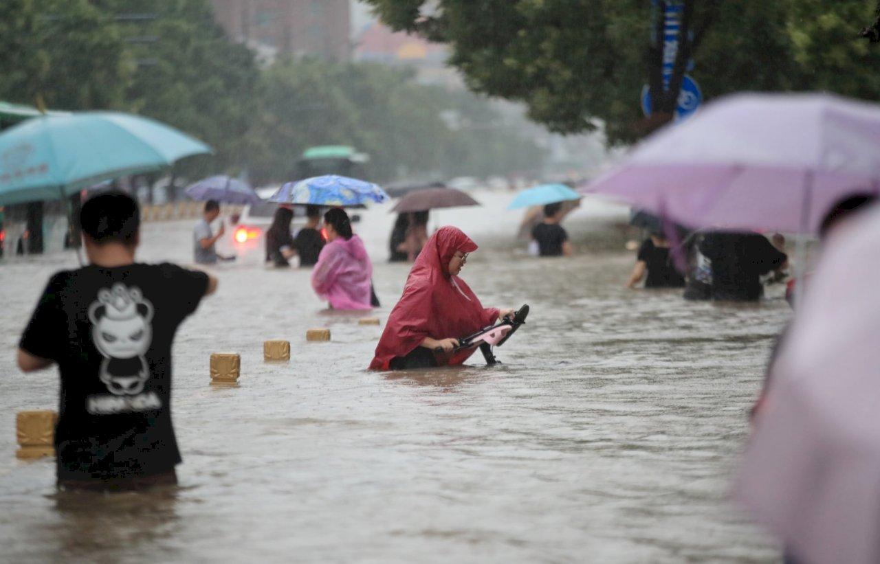 河南怎能不哭?看不到的鄉村災情 比城市更嚴重 看得到的官僚殺人 無力可回天