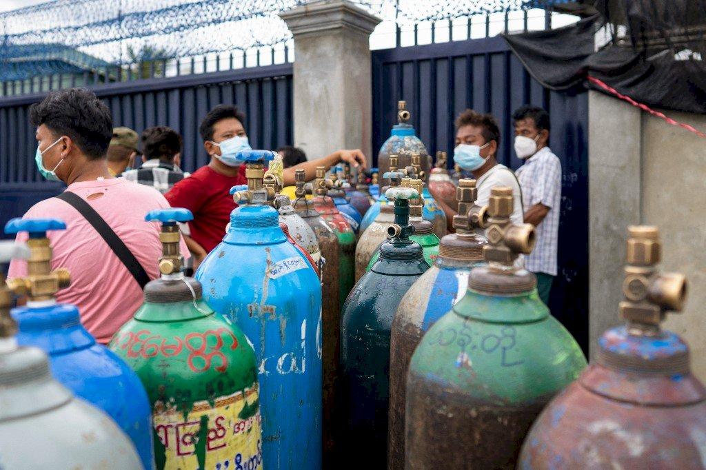 緬甸疫情延燒 軍方偽裝求診逮捕志願醫生