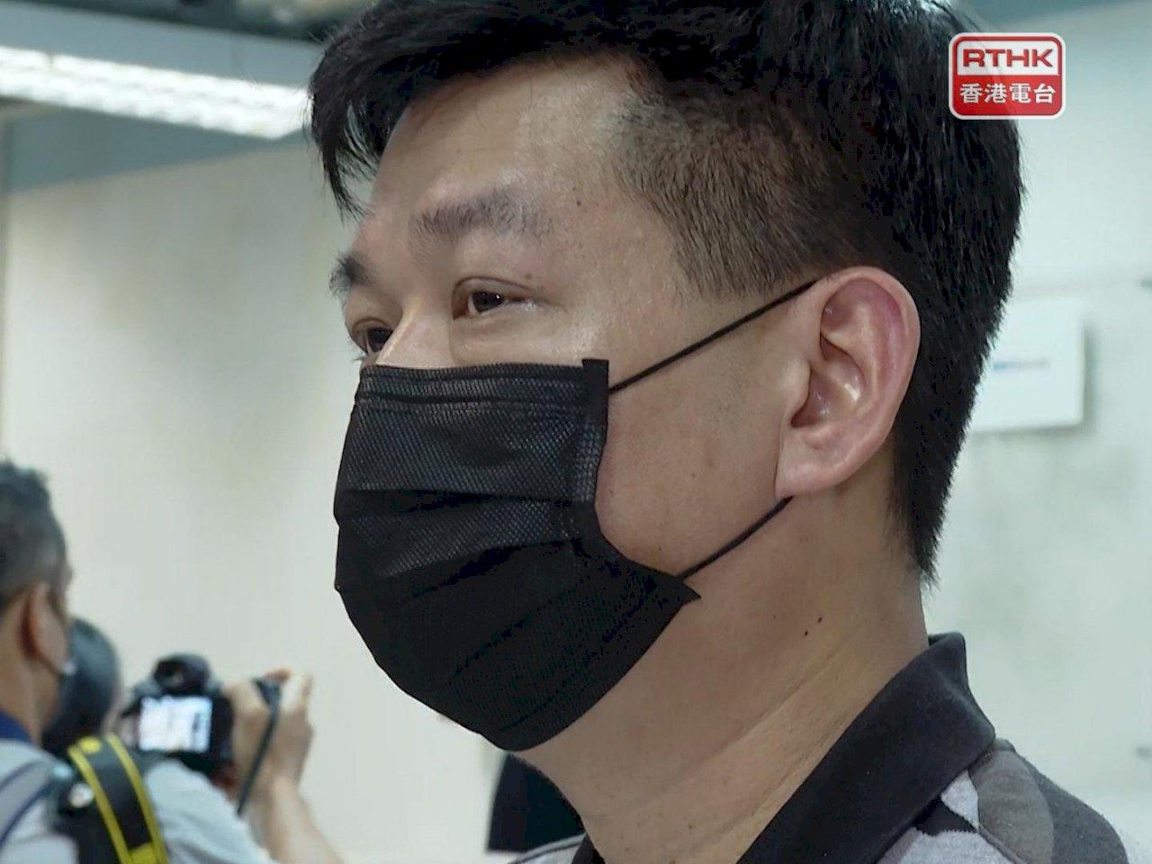 香港蘋果日報第9人 前總編林文宗涉國安法被捕