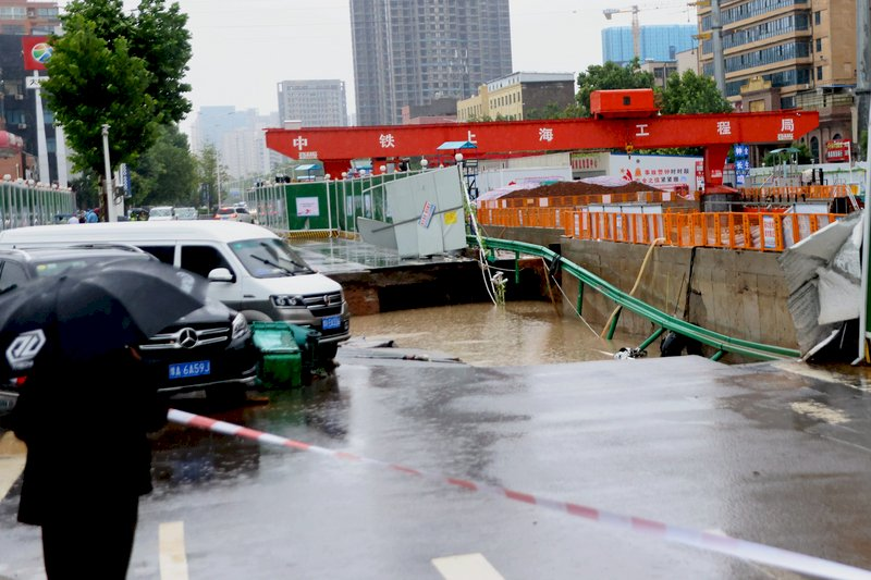 香港人冷漠看河南水患 前政協委員:港人「哀莫大於心死」