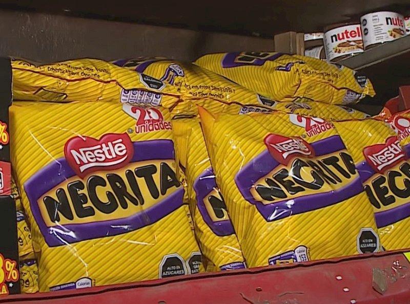 人氣巧克力餅乾Negrita名稱涉歧視 雀巢擬更名