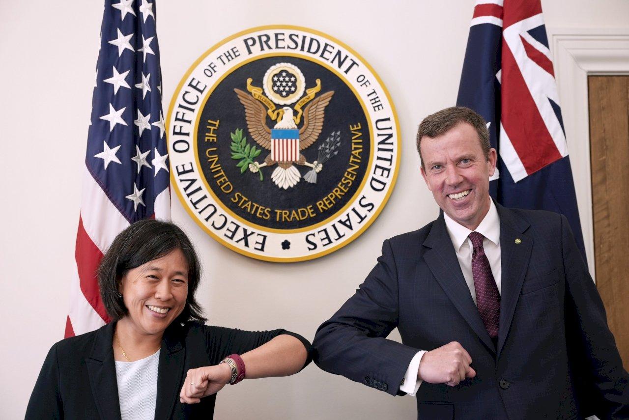 澳中貿易爭端 戴琪:美國站在澳洲這一邊