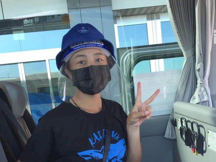 謝語倢奧運初登場 謝淑薇只求「不被霸凌」