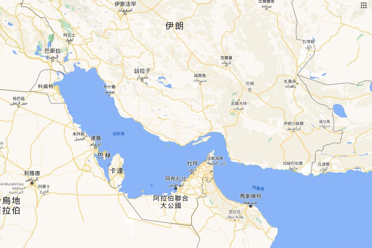 伊朗啟用阿曼灣石油碼頭 繞道荷莫兹海峽出口石油