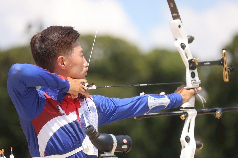 奧運射箭林佳恩排21最佳 女團列第7種子