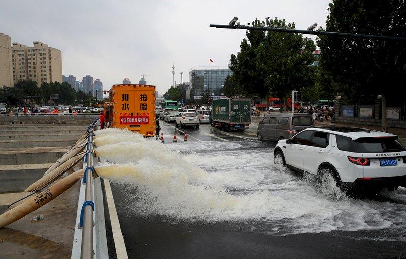 【張正霖時間】中國河南水災以及東奧報導觀察