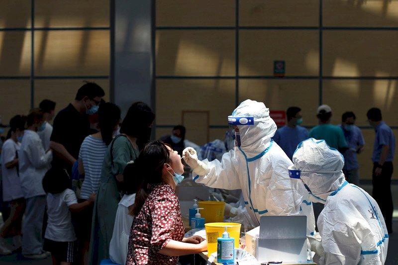 南京疫情殃及多省市 衛健委:短期仍有擴散風險