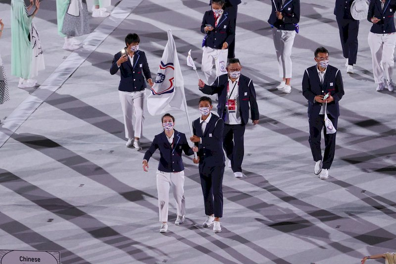 東奧開幕盧彥勳郭婞淳掌旗 NHK轉播直接喊台灣