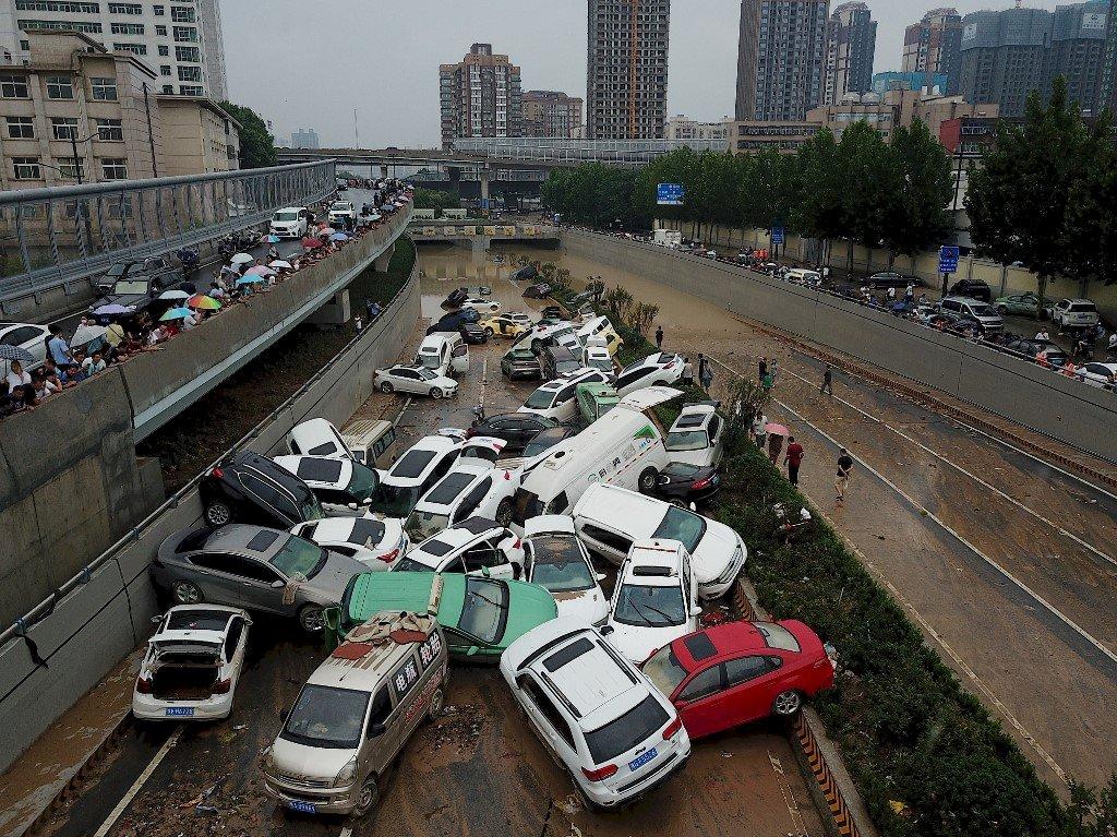 河南洪災罹難者續增 失蹤被協尋遠超官方數字