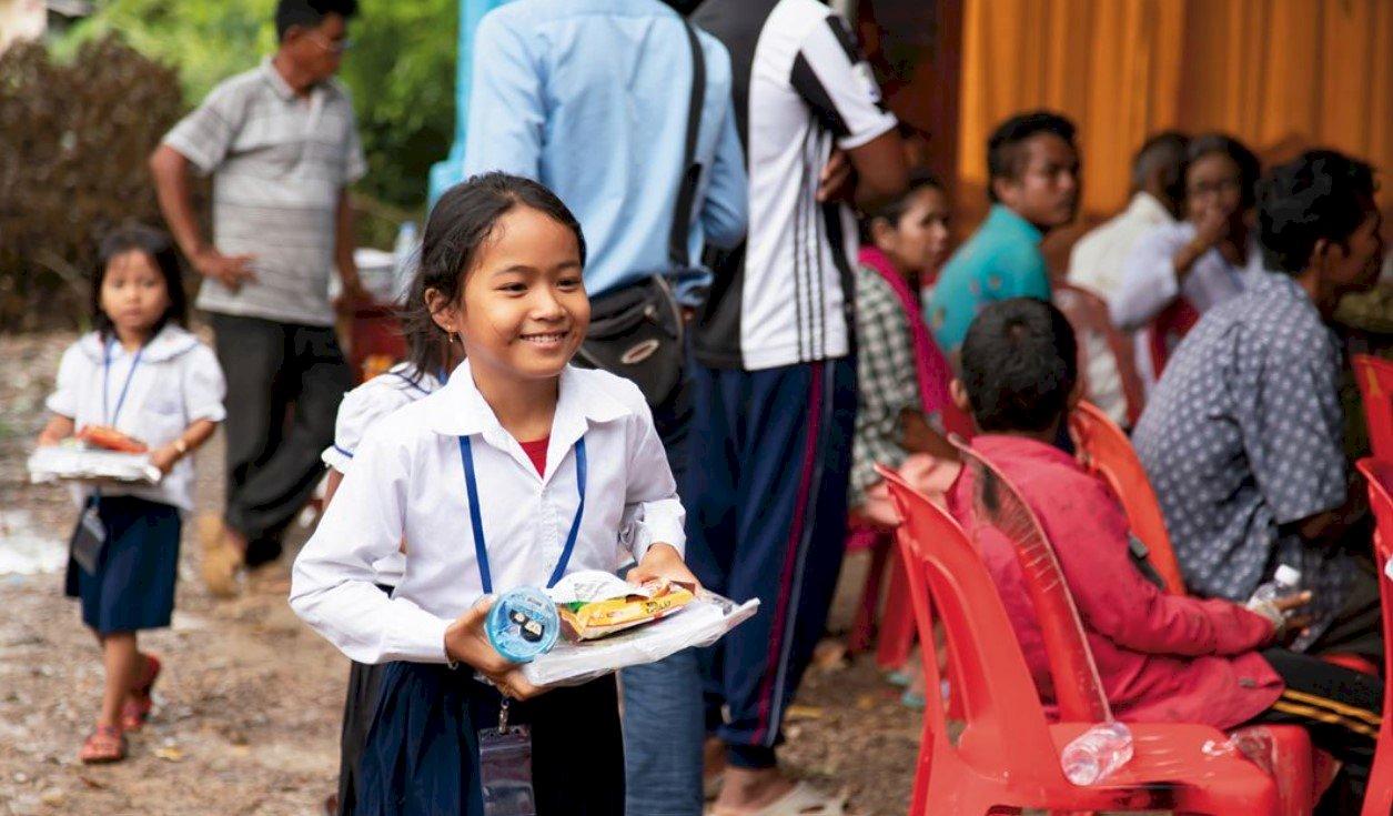 風中的希望--光華雜誌柬埔寨採訪分享
