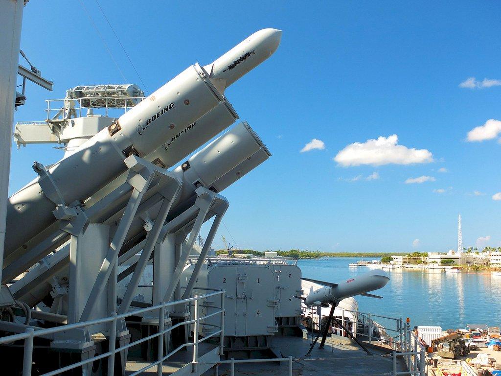 亞洲各國儲備先進飛彈庫 升高軍備競賽風險