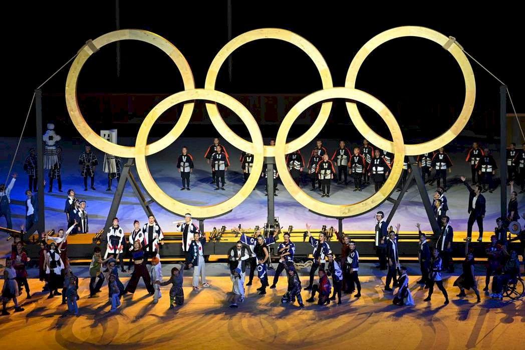 用音樂為奧運選手加油喝采!