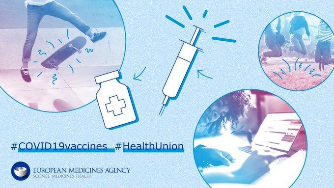 青少年使用莫德納疫苗 歐盟藥品管理局背書