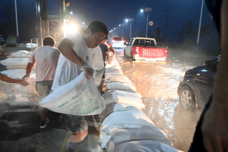 報導中國水患 外媒遭居民騷擾、收死亡威脅