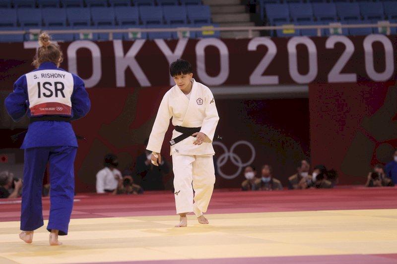 林真豪東京奧運柔道敗部止步 無緣銅牌戰