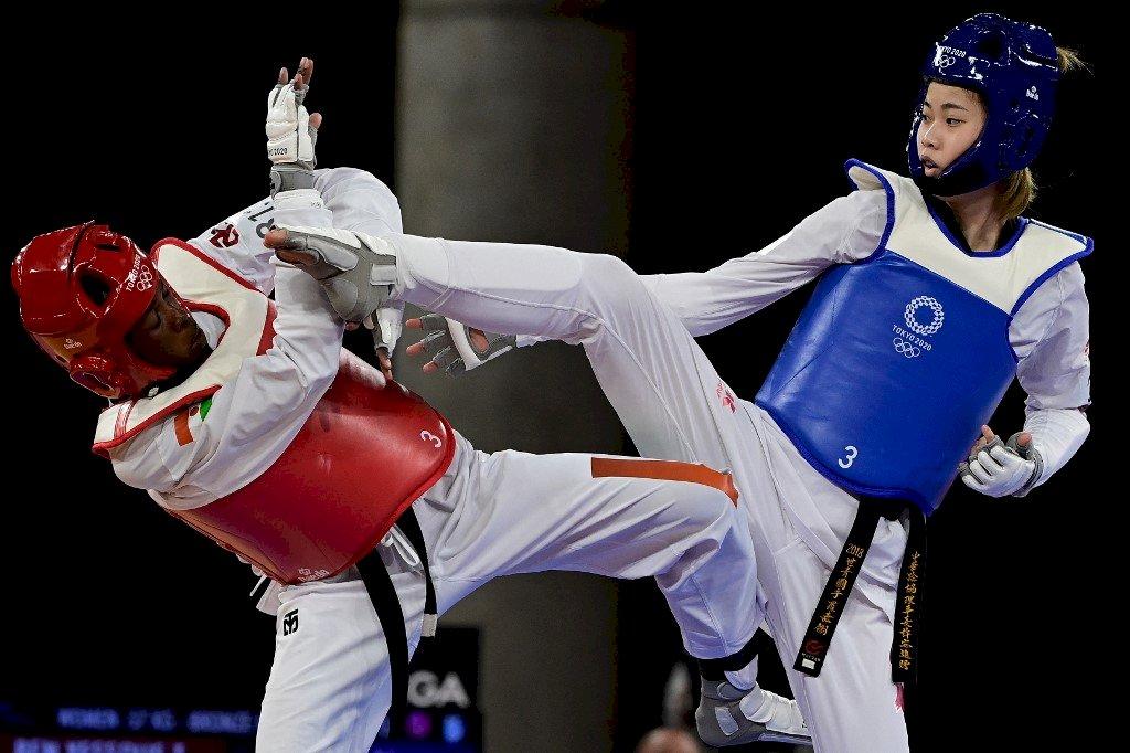 19歲跆拳道選手羅嘉翎  再為台灣踢下1面銅牌