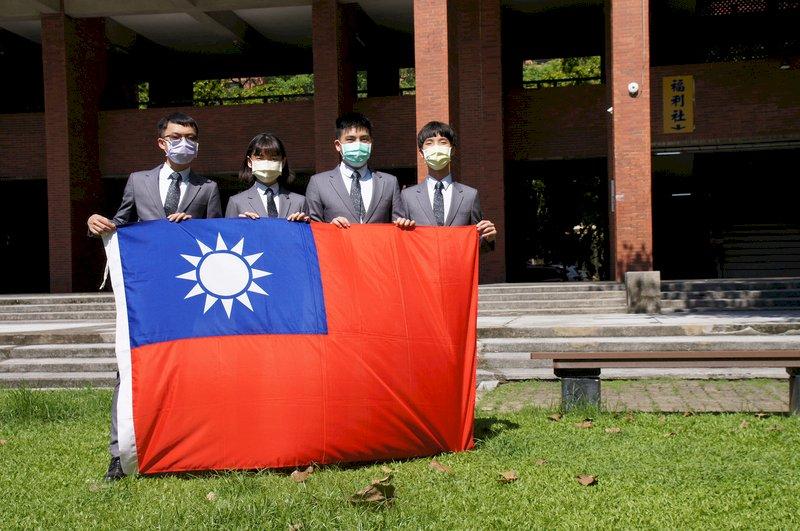 國際生物奧林匹亞競賽 台灣獲4金國際排名第1
