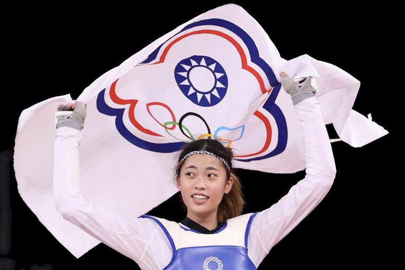 羅嘉翎奧運摘銅  踢出台灣跆拳道新希望
