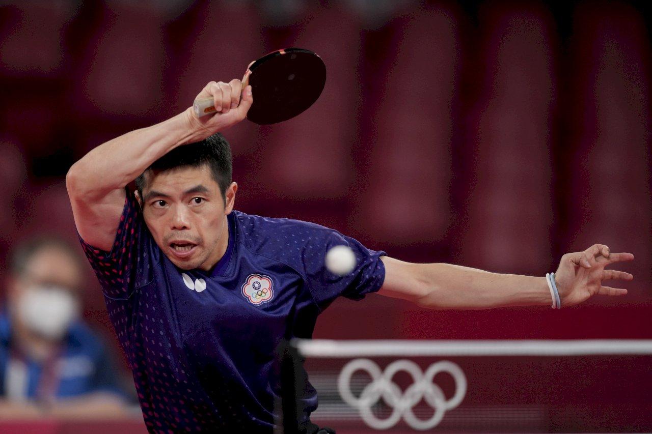 薑是老的辣!莊智淵速戰速決香港對手 挺進16強