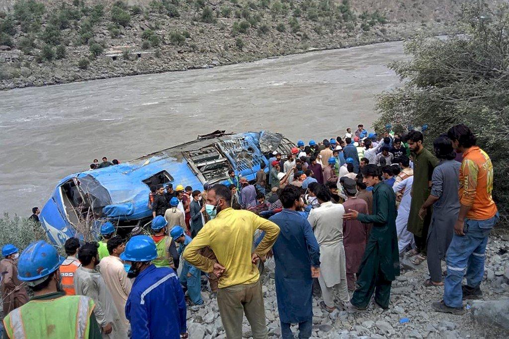 工程人員遇襲 中國可能加強介入巴基斯坦
