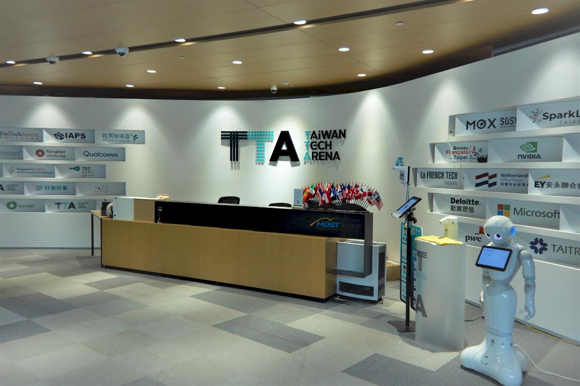 台灣科技新創團隊參與國際展會 合作邀約創新高