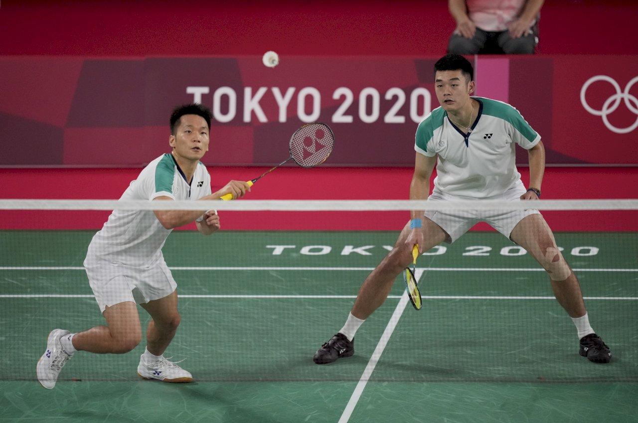 羽球男雙王齊麟李洋力克世界第一  晉級8強