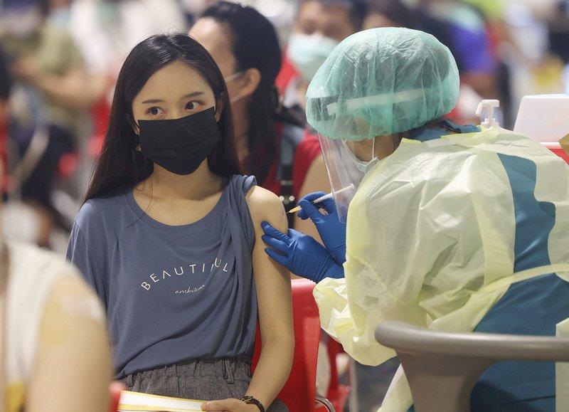 衛福部:國人疫苗涵蓋率已達30%