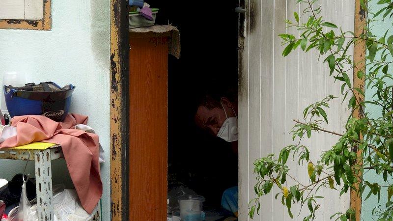 泰國醫療超載一床難求 病人倒家中找氧氣瓶自救