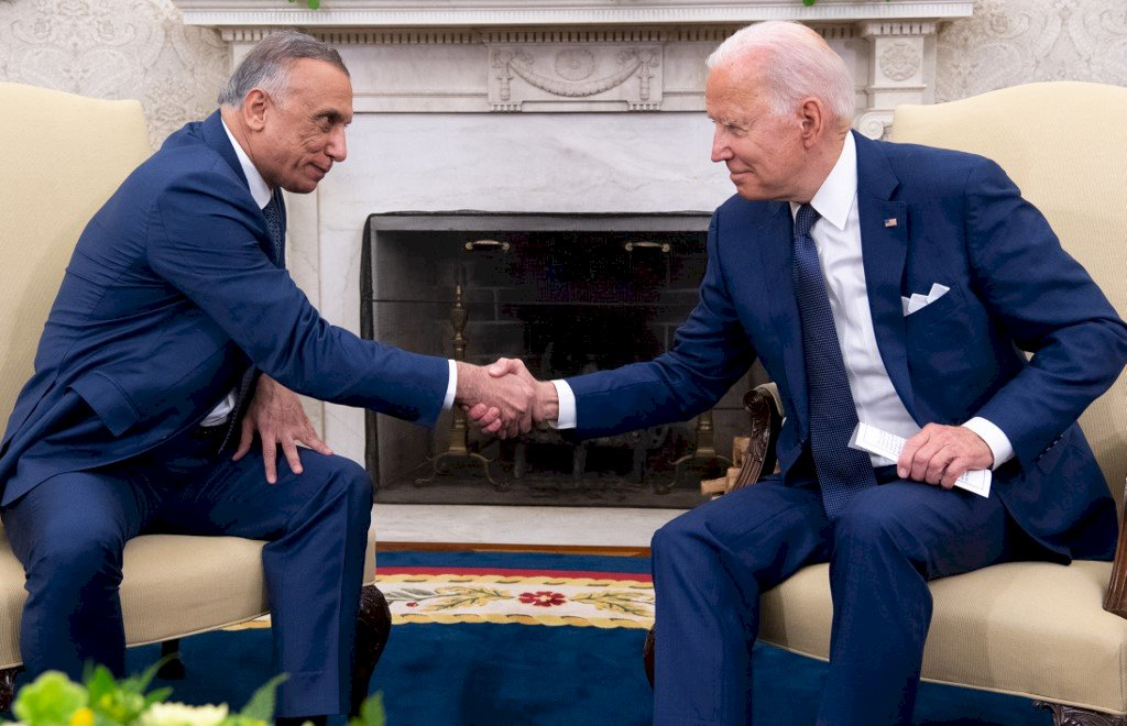 美國與伊拉克達成協議 年底前結束美軍作戰任務