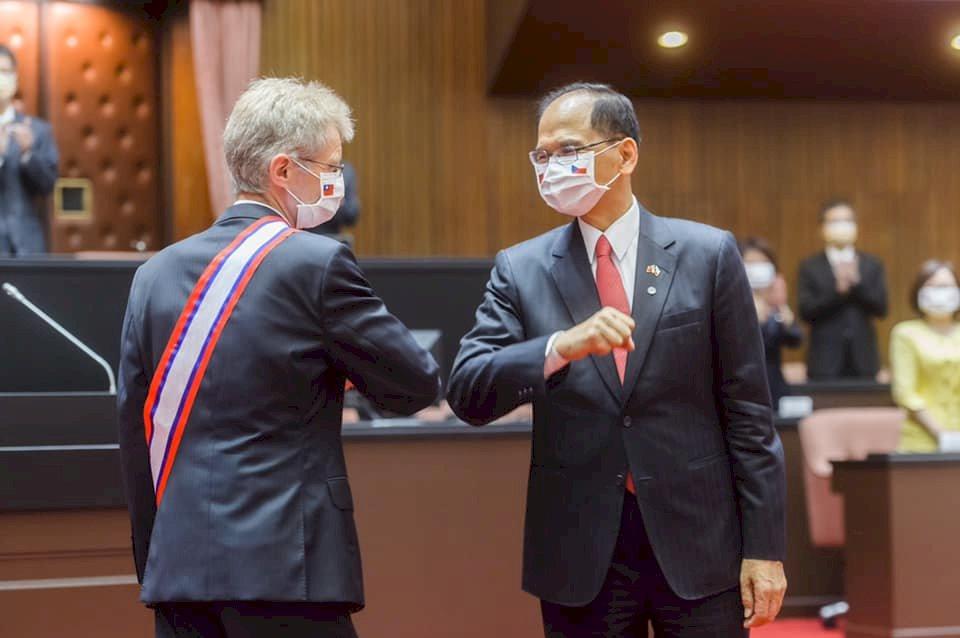 經貿布局中東歐 台灣深化關係開啟新篇章