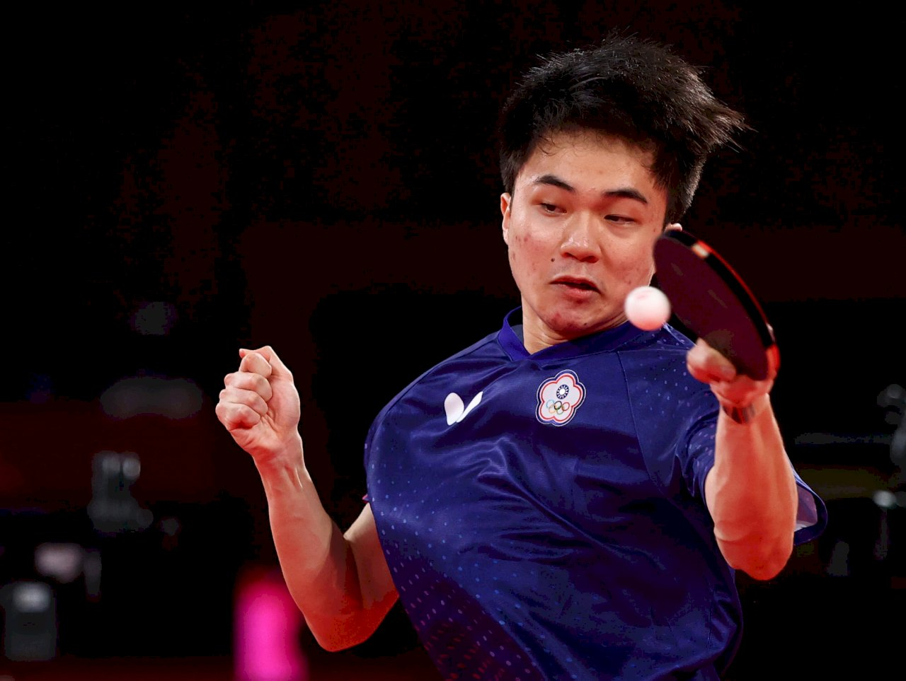 林昀儒4強賽門票到手 29日對決世界第一中國樊振東