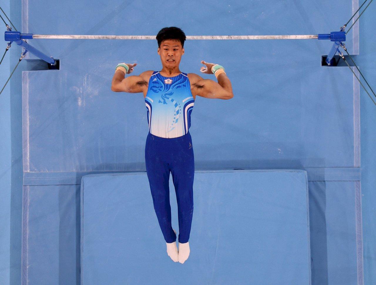 唐嘉鴻體操全能賽排名第7寫新猷 李智凱鞍馬失手受傷排名21