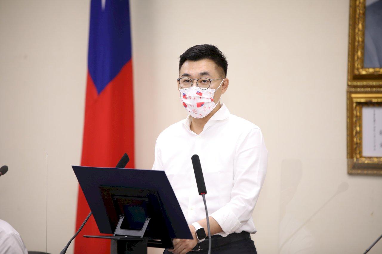 黨主席選舉時程 江啟臣:尊重中常會、登記後請假