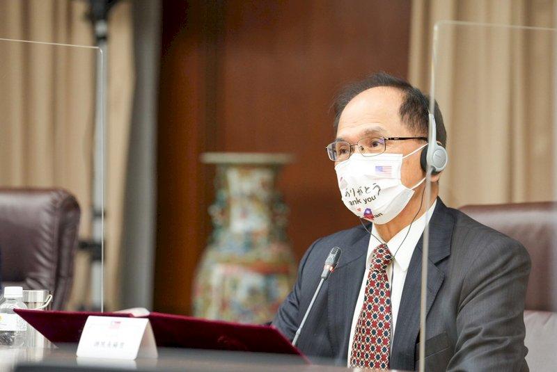 台日美議員戰略論壇 游錫堃建議:台海有事,應外交承認台灣