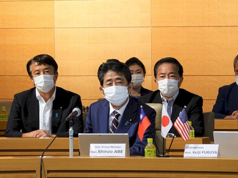對中國不再隱晦  日本關注台灣及台海安全