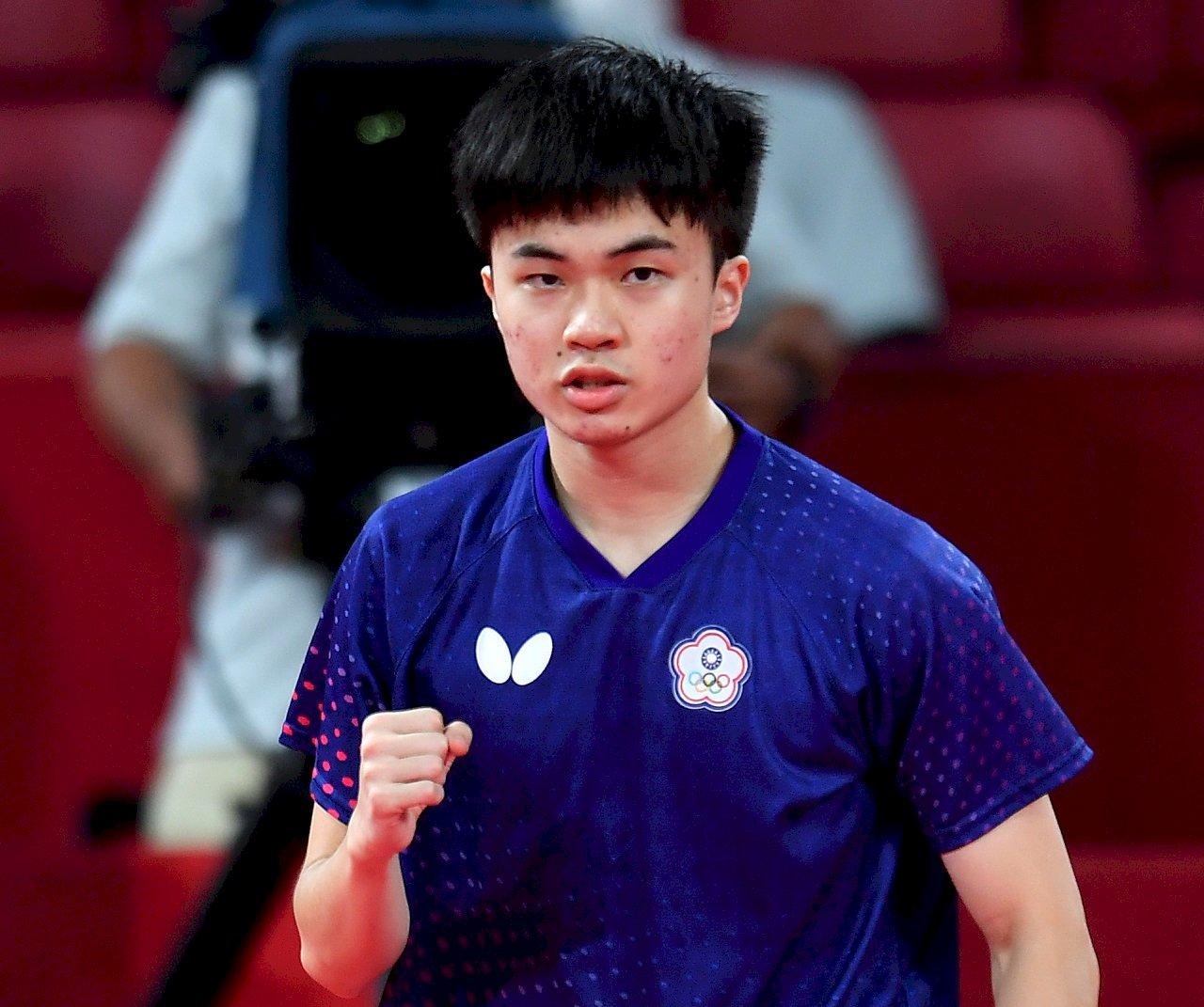 林昀儒如此厲害是靠中國訓練?體育署澄清:國中即納入國家培訓計畫