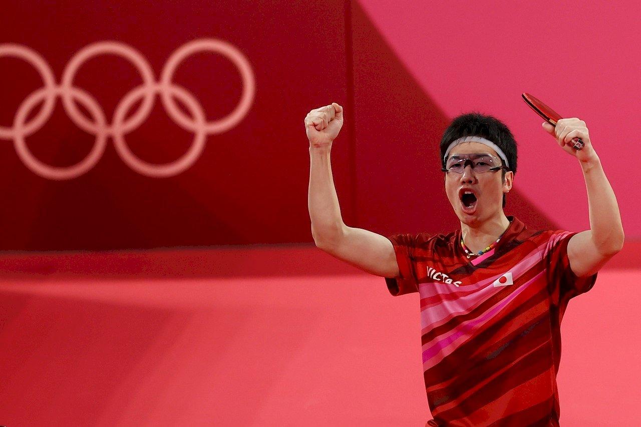 日本東奧選手遭網民謾罵 水谷隼:某國叫我去死