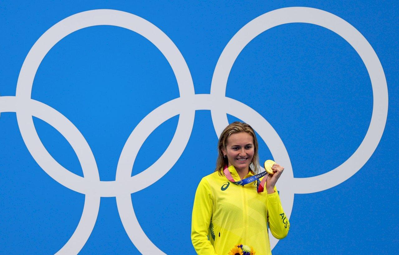 澳洲小鎮姑娘成奧運泳后 提特穆斯證明有志竟成