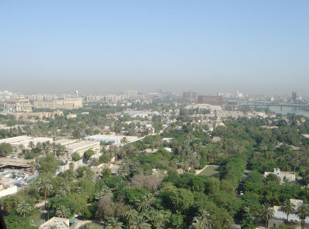 美駐巴格達使館附近 又遭2枚火箭砲攻擊